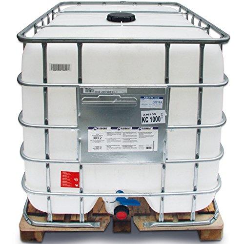 1000-kg-IBC-Container D3-Leim Holzleim KLEIBERIT 303.2 Weißleim Weissleim (Keilzinken)