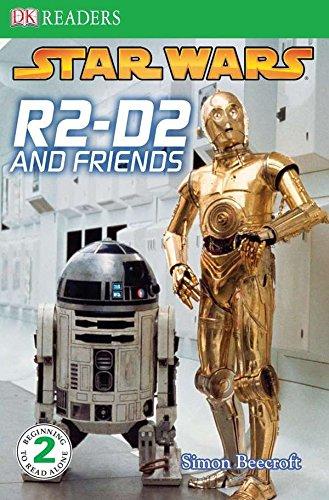 DK Readers L2: Star Wars: R2-D2 and Friends (Star Wars: Dk Readers: Level 2) por Simon Beecroft