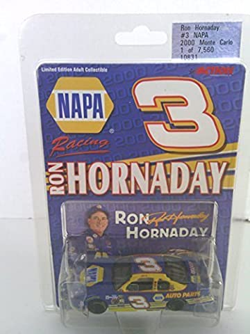 Ron Hornaday #3 Napa 2000 Monte Carlo Nascar Diecast 1:64 Scale By Action Limited Edition 10831