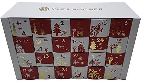 Yves Rocher Adventskalender - Damen - Beauty - Luxus - Kalender - 24 Produkte