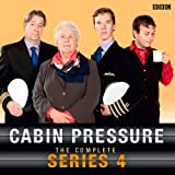 Front cover for the book Cabin Pressure: The Complete Series 4 by John Finnemore