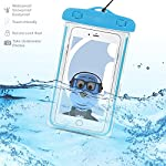 This waterproof pouch is the perfect solution to keep a range of belongings safe for a number of different enviorments , Protect you smart phone, camera, passport money and anything that will fit in the bag safe from water, snow and sand while being ...