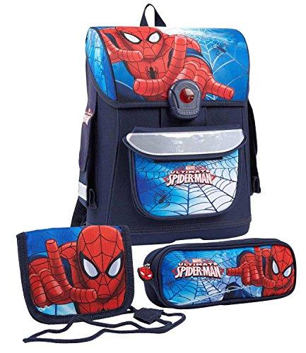 Spiderman Schulranzen