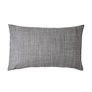 IKEA ISUNDA–Housse de coussin, gris–40x 65cm