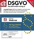 c't wissen DSGVO: Was 2019 wirklich wichtig ist