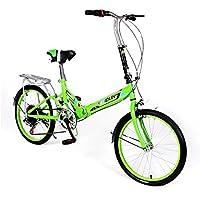 XQ- XQ163URE 20 Zoll Faltrad 6 Geschwindigkeit Fahrrad Männer Und Frauen Fahrrad Erwachsene Kinderfahrrad