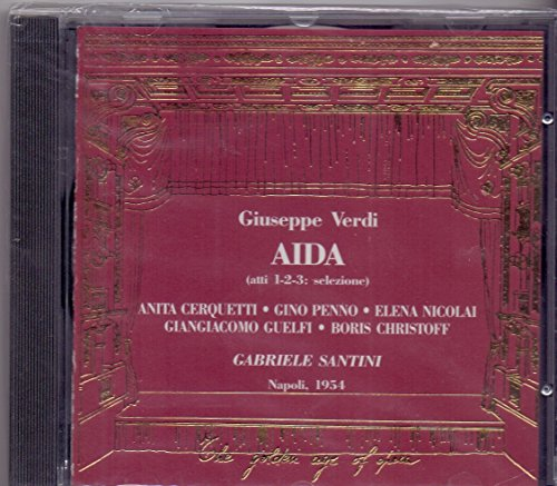 Aida Highlights [Import USA]