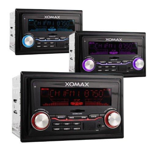 Zoom IMG-2 xomax xm 2rsu415 autoradio con