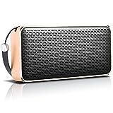 Gladorn Tragbare Bluetooth Lautsprecher mit 2500mAh Power Bank Rechargable Batterie,...