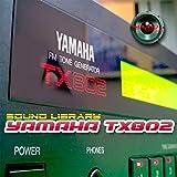 Yamaha tx802großen Sound Library & Editors auf CD