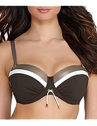 Ocean Drive 4002010 Prima Donna Damen Bikini Oberteil ungef/üttert mit B/ügel
