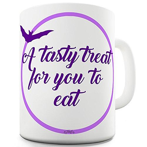 Twisted Envy einen Leckerbissen für Sie zu essen Keramik Tee - Spooky Halloween-party Essen