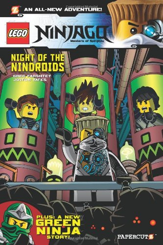 Night of the Nindroids (Lego Ninjago Masters of Spinjitzu, Band 9)