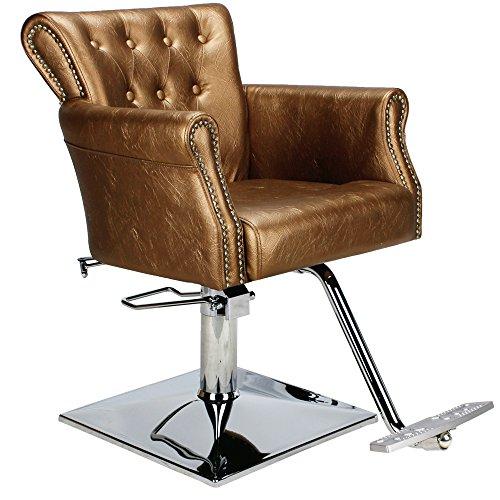 Fauteuil de barbier salon de coiffure barbiers chaise professionnel beauté esthétique barbier 203451