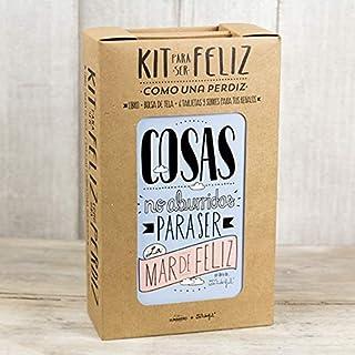 Kit para ser feliz como una perdiz (General (lunwerg)) (8415888295)   Amazon Products