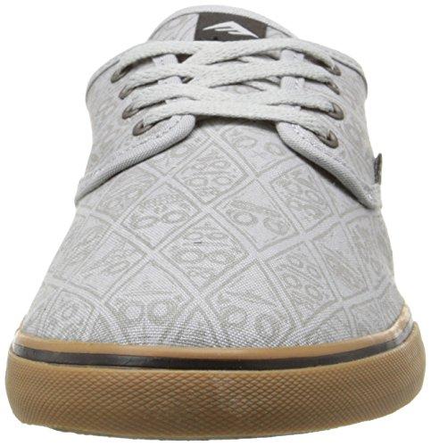 Scarpa uomo Skate Cruiser X Fos Wino Emerica Skate Shoes grey/gum
