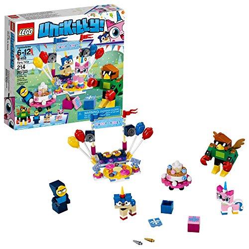 LEGO Unikitty Party - Kit construcción Hora 214 Piezas