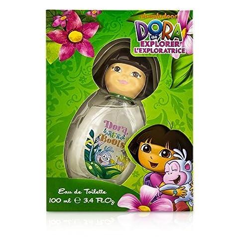 Dora The Explorer Eau De Toilette Spray 100ml