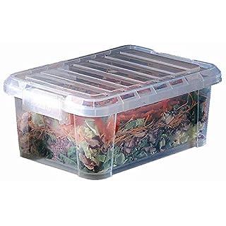Araven J247 Food Storage Box with Lid, 14 L
