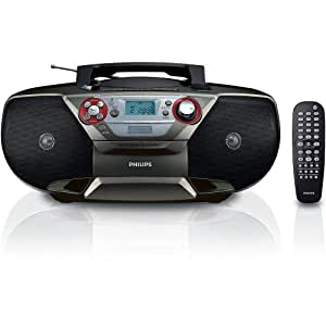 philips az 5740 98 mp3 dvd cd player electronics. Black Bedroom Furniture Sets. Home Design Ideas