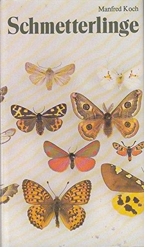 Wir bestimmen Schmetterlinge. Ausgabe in einem Band: Tagfalter, Bären, Spinner, Schwärmer, Bohrer, Eulenfalter, Spanner - 1906 Foto