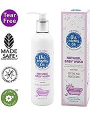 The Moms Co TearFree Natural Baby Wash with Calendula Avoda