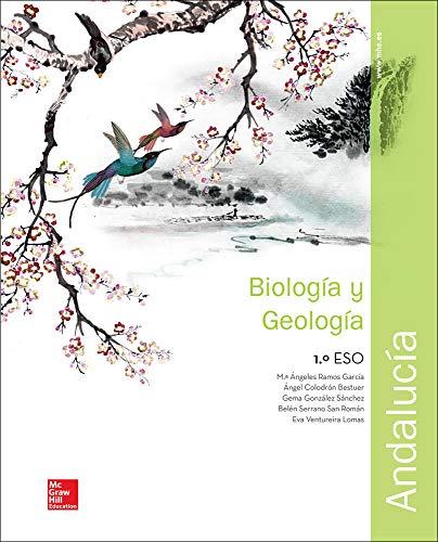 Biología Y Geología. Andalucía. 1º ESO - 9788448607371