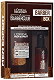 L'Oreal Men Expert Barber Box, mit Barber Club 3-in-1 Bartshampoo (200 ml) und Bartöl (30 ml)