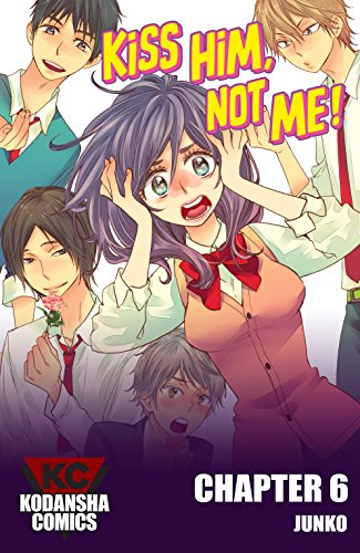 Kiss Him, Not Me #6 (English Edition)