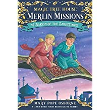 Season of the Sandstorms (Magic Tree House (R) Merlin Mission, Band 6)