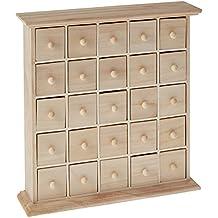 Cassettiera legno mini - Mini cassettiera ikea ...