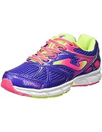 Joma J.vitaly Jr 605 Azul-rosa - Zapatillas para correr Niñas