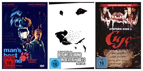 The Hell Dog Box ( Die Höllenhunde Collection ) [3 DVDs]