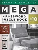 Simon & Schuster Mega Crossword Puzzle Book #10