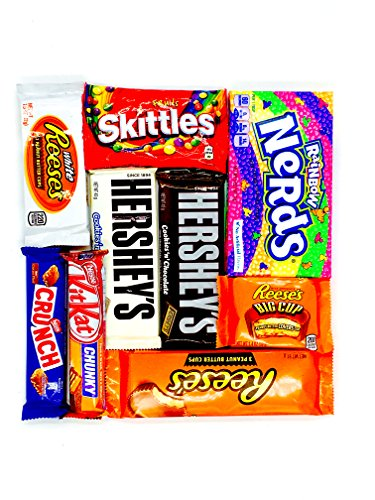 reeses-big-cup-hersheys-cookie-n-chocolate-n-cream-kit-kat-peanut-butter-crunch-wonka-nerds-rainbow-