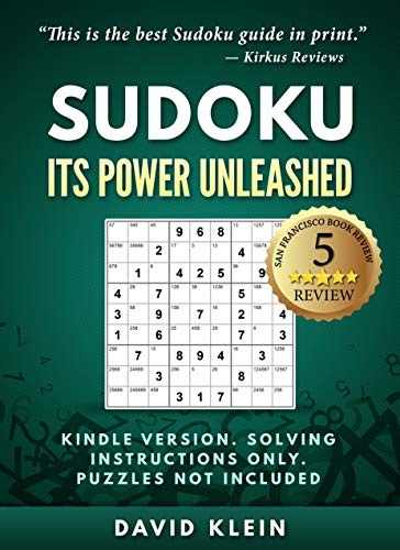 Sudoku: Its Power Unleashed -- Kindle Version (English Edition)