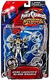 Power Ranger Operation Overdrive - Gyro Launcher Black Ranger