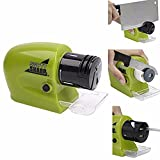 Inditradition Electronic Cordless Knife Sharpener | for Knife, Scissor, Screwdriver, Hand Tools