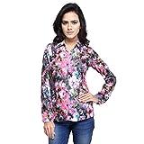 Ket Dapper Women's Shirt (KD-9022 _Multi...