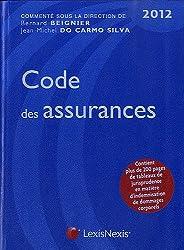 Code des assurances 2012