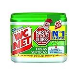 Wc Net 210777 - Pulitore fossa biologica - Latta di 20 capsule