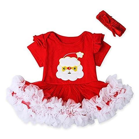 1 PCS Petites Filles Romper, Famille Robe de Princesse de