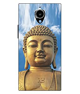 Make My Print Religion Printed Multicolor Hard Back Cover For Gionee Elife E7