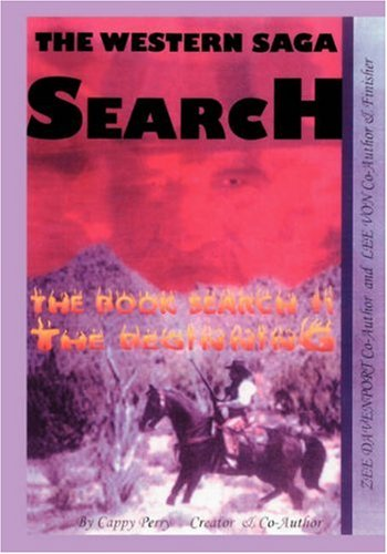 The Western Saga Search Cover Image