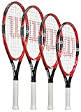 Wilson Racquet Sports Beginner Level Players Federer Junior Tennis Racket