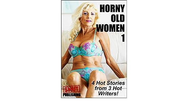 Hot Horny Mature Woman