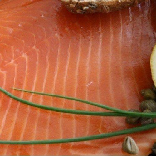 Fish Fresh Salmon