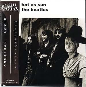 HOT AS SUN (JAPANESE CD)
