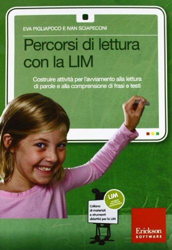 Percorsi di lettura con la LIM. Costruire