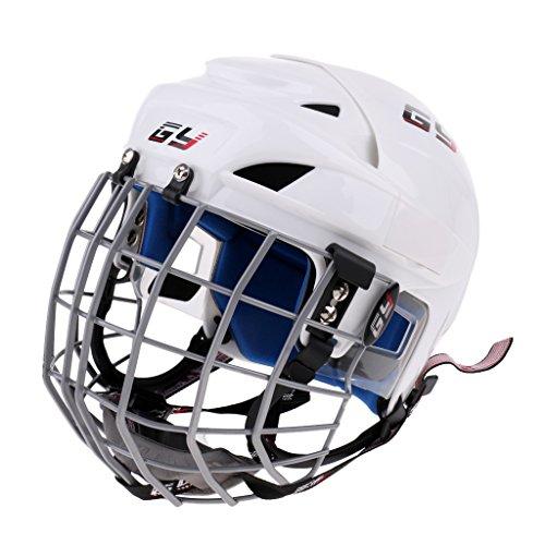 Zoom IMG-3 flameer casco da hockey elmetto